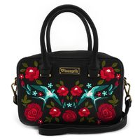 Loungefly Swallow Rose Crossbody
