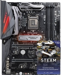 ASUS ROG Maximus X Hero Z370 ATX LGA1151v2 Motherboard
