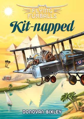 Flying Furballs 5: Kit-napped by Donovan Bixley
