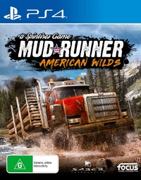 Spintires MudRunner: American Wilds for PS4