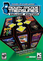 Midway Arcade Treasures: Deluxe Edition for PC Games