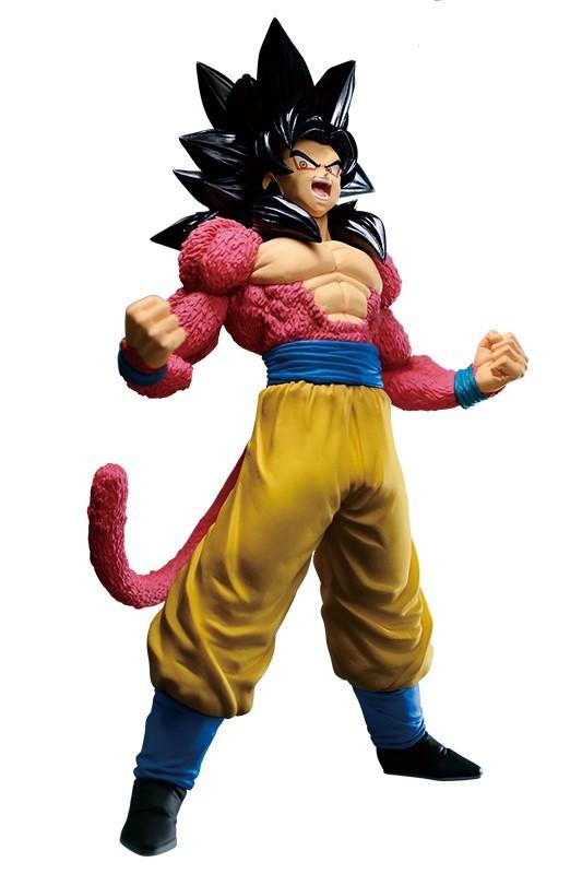 Dragon Ball GT Blood of Saiyans Special III SS 4 Goku image