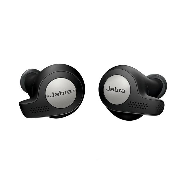 Jabra Elite Active 65t True Wireless In Ear Sport Headphones - Titanium Black