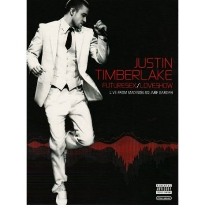 Justin Timberlake - FutureSex/LoveShow: Live From Madison Square Garden on DVD image
