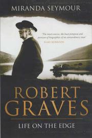 Robert Graves by Miranda Seymour image