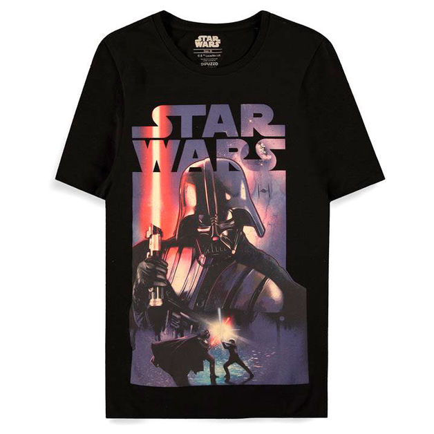 Star Wars: Darth Vader Poster - T-Shirt (Size - 2XL)