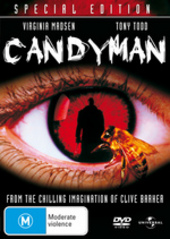 Candyman - Special Edition on DVD