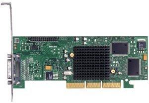 Matrox Millenium Video Card Dual-DVI 32MB AGP MTX G550