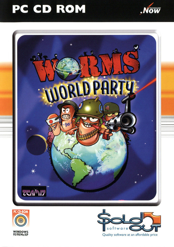 Worms World Party for PC