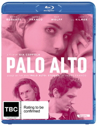 Palo Alto on Blu-ray