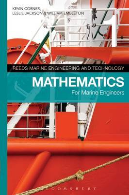 Reeds Vol 1: Mathematics for Marine Engineers by Kevin Corner image