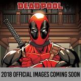 Deadpool 2018 Wall Calendar