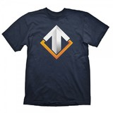 Escape Navy Gaming T-Shirt (X-Large)