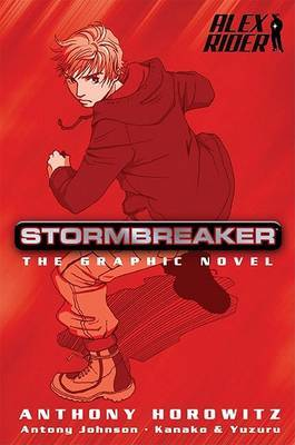 Stormbreaker graphic novel (Alex Rider #1) by Anthony Horowitz
