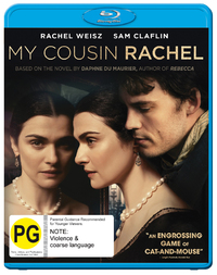 My Cousin Rachel on Blu-ray image