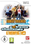 Family Trainer: Extreme Challenge for Nintendo Wii