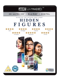 Hidden Figures on UHD Blu-ray