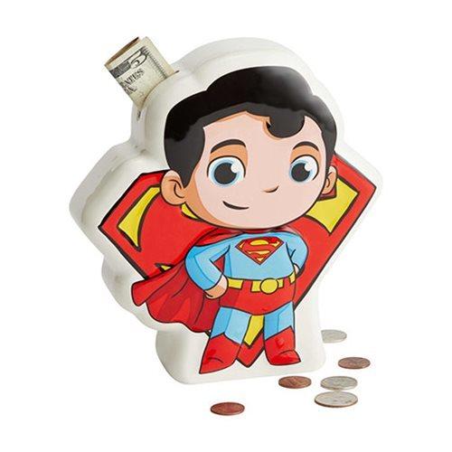 DC Comics Superfriends Superman Bank