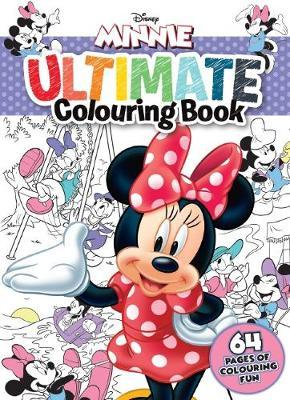 Minnie: Ultimate Colouring Book (Disney)