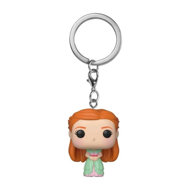 Harry Potter - Ginny Weasley Yule Pocket Pop! Keychain