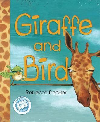 Giraffe and Bird by Rebecca Bender image