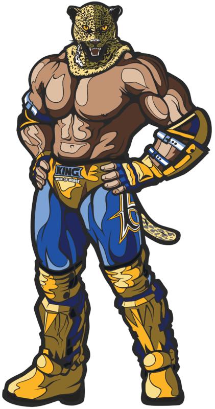 Tekken 7: King (#11) - FIGPiN