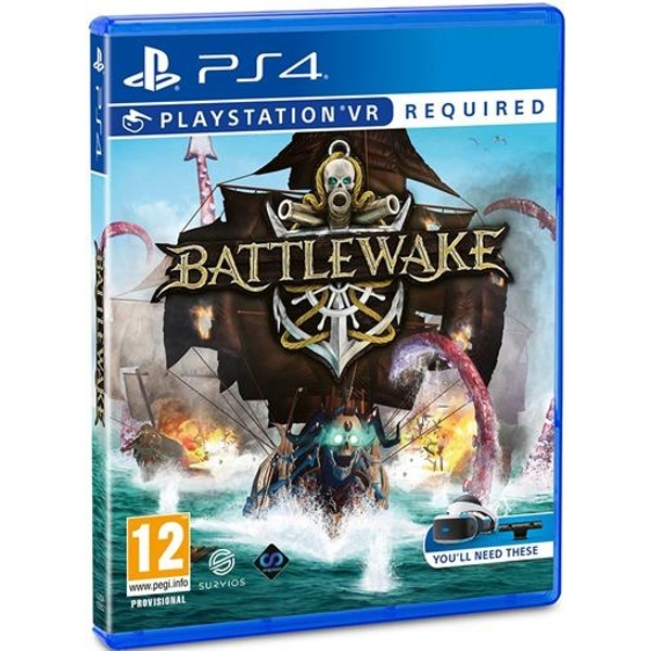Battlewake VR for PS4