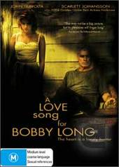Love Song For Bobby Long, A on DVD