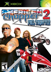 American Chopper: Full Throttle for Xbox