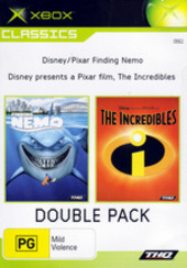 Finding Nemo + Incredibles (Double Pack) for Xbox