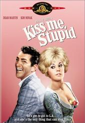 Kiss Me Stupid on DVD