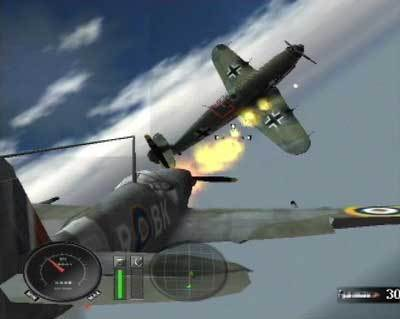 WWII : Battle Over Europe for PlayStation 2 image