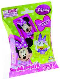 Minnie Mouse - Snap Card Game