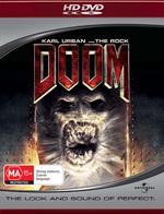 Doom on HD DVD