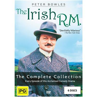 The Irish R.M. - The Complete Collection on DVD