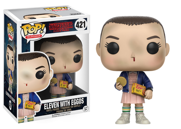 Stranger Things - Eleven (Eggos) Pop! Vinyl Figure