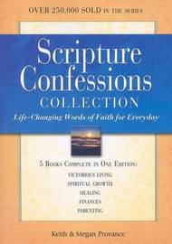 Scripture Confessions Collection by Keith Provance