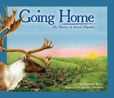 Going Home by Marianne Berkes image