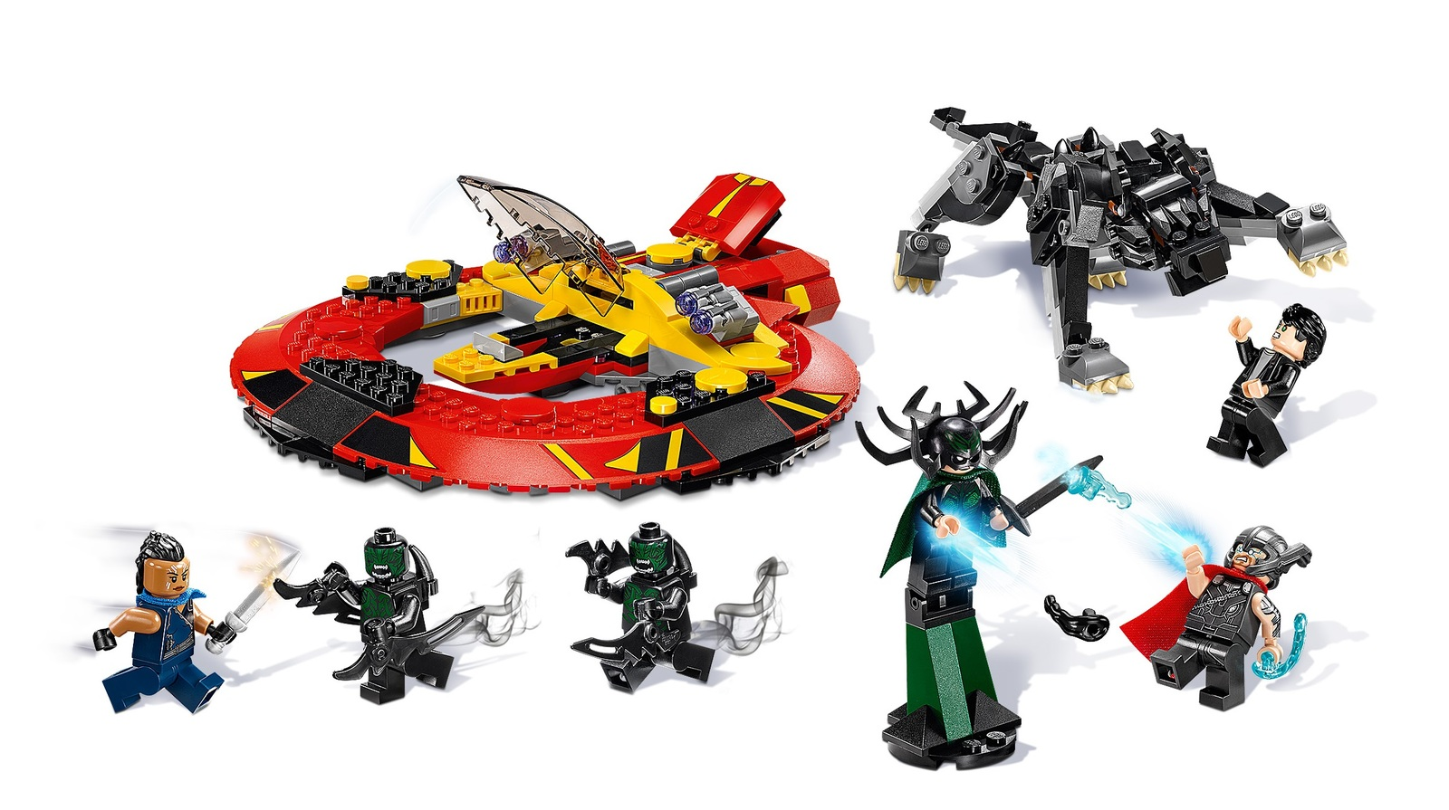 LEGO Super Heroes - The Ultimate Battle for Asgard (76084) image