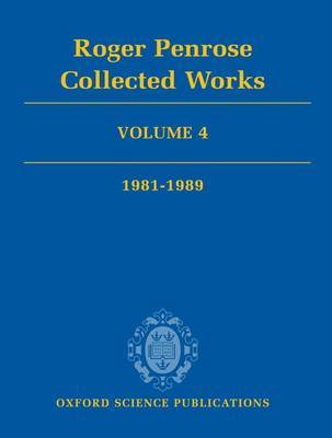 Roger Penrose: Collected Works by Roger Penrose image