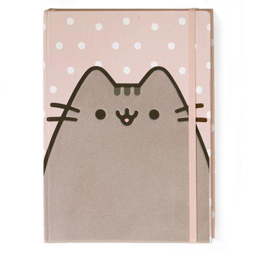 Pusheen the Cat - Polka Dot Journal