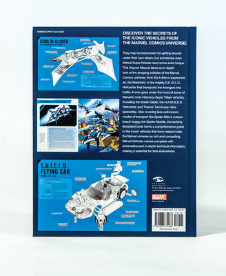 Haynes Marvel Vehicles: Owner's Workshop Manual by Alex Irvine