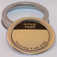 Orchard Road Regular Mouth Lids With Bands image