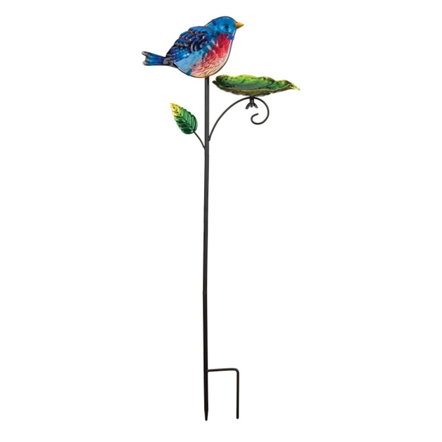 Regal: Bird Feeder Stake - Blue Bird