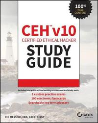 CEH v10 Certified Ethical Hacker Study Guide by Ric Messier