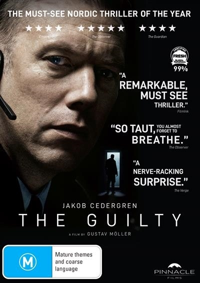 The Guilty on DVD