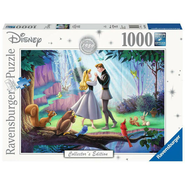 Ravensburger: 1,000 Piece Puzzle - Disney Moments (Sleeping Beauty)