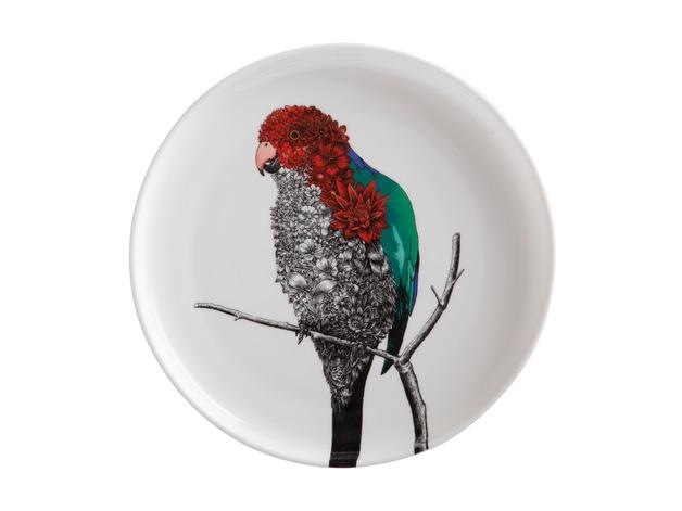 Maxwell & Williams: Marini Ferlazzo Birds Plate Parrot