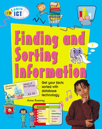 Finding and Sorting Information by Anne Rooney image