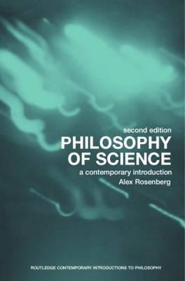 Philosophy of Science by Alex Rosenberg image